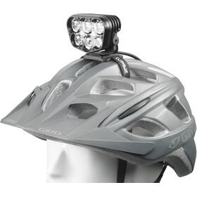 Lupine Alpha 7200 lm Lampe de casque 6,9Ah SmartCore chargeur One télécommande+Peppi
